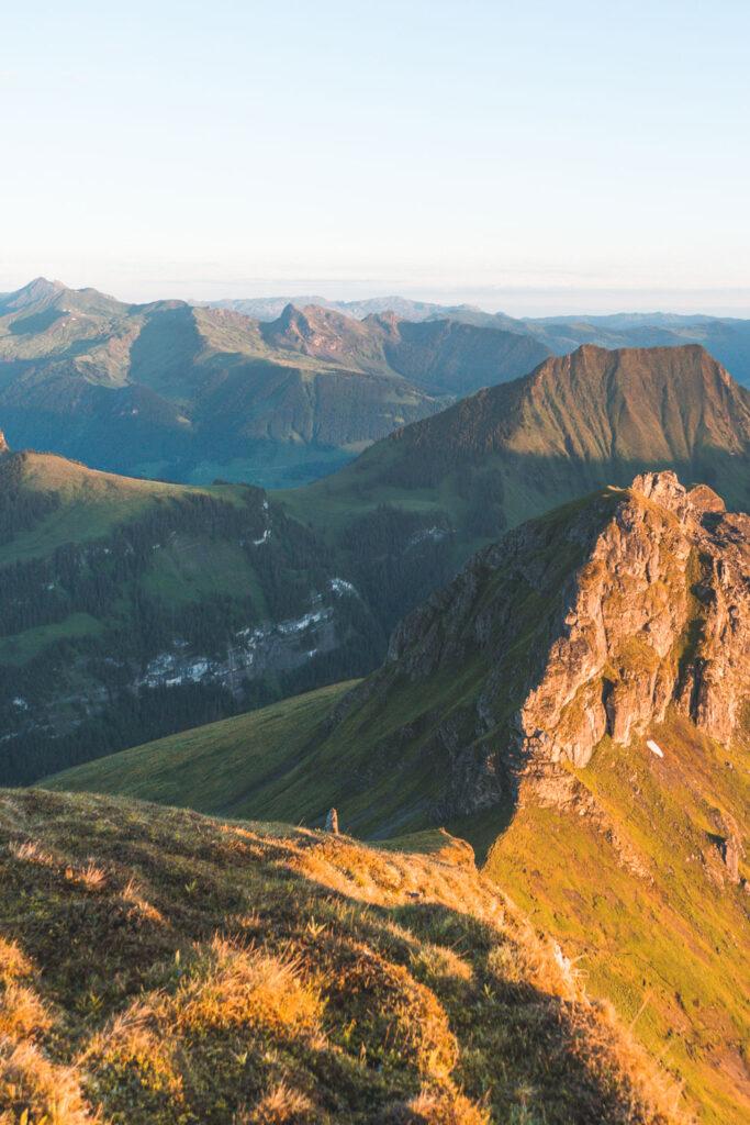 Obwaldner Berglandschaft - Foto von Yanick Küchler