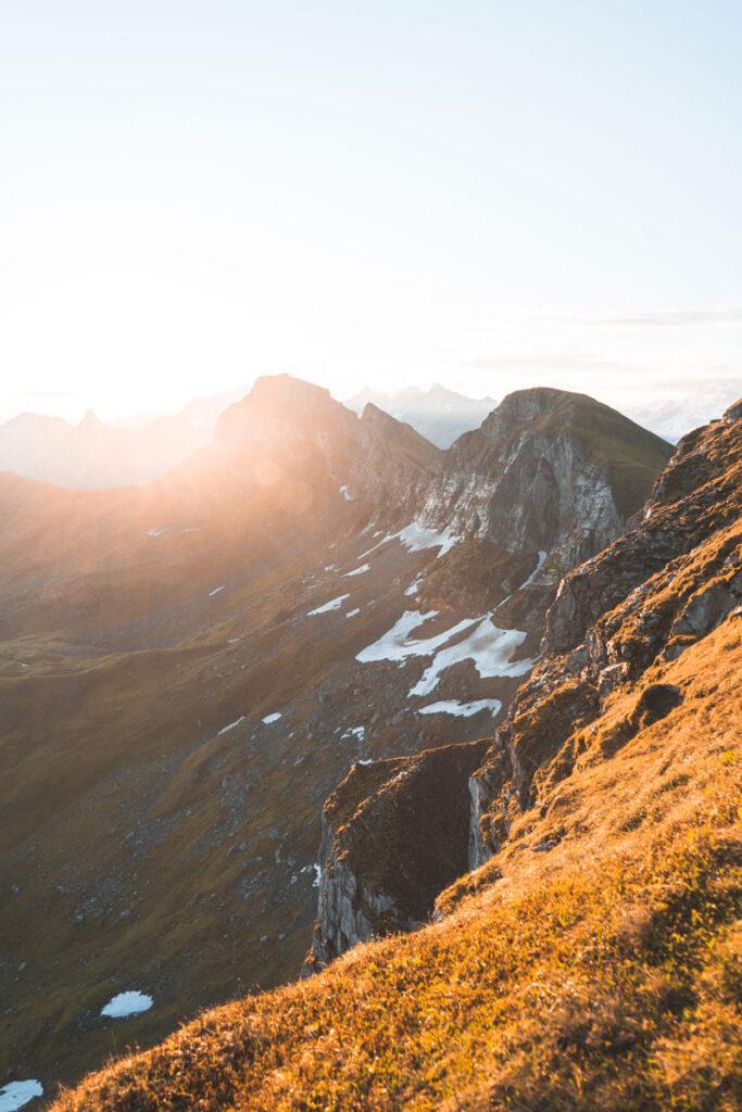Abgschütz Älggi Alp Obwalden - Foto von Yanick Küchler