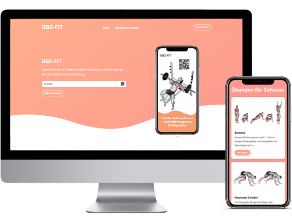 BBZ-Fit Webdesign - Startup Schweiz